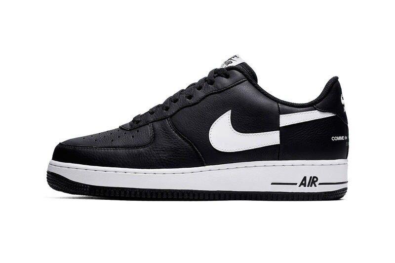 Nike Air Force 1   CDG   Supreme UK 9.5  e6c293dda