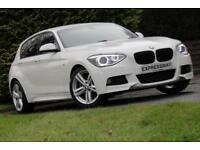 2013 BMW 1 Series 2.0 116d M Sport Sports Hatch (s/s) 5dr