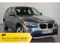 2010 59 BMW X1 2.0 SDRIVE18D SE 5D 141 BHP DIESEL