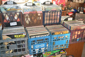 INDOOR + OUTDOOR RECORDS BLOWOUT SALE NOON TO 6PM SUNDAY!!!