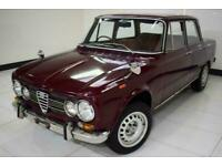 1971 ALFA ROMEO GIULIA 1.6 SUPER 4D