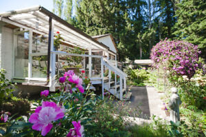 Centrally located South Surrey family home