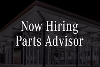 Experienced Part Advisor