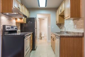 Fully renovated 640 sqr ft 1 bdrm Penthouse unit!