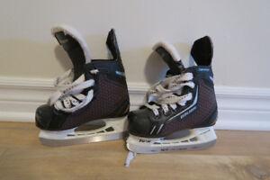 Patins de hockey Bauer pour enfant, EUR 26, UK 8.5, US Y09