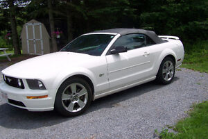 2007 Ford Mustang Convertible GT
