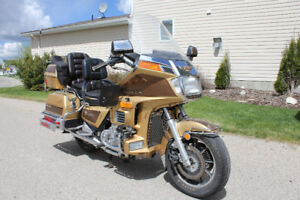 1985 gold wing 1200 fuel injected