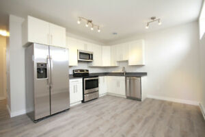 2 Bedroom 1 Bath Basement Suite Available March 1 in East End