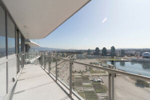 1 Bedroom Unit With False Creek Views - Now Available!