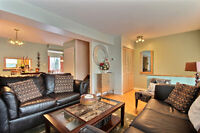 ** GORGEOUS TOWNHOUSE FOR SALE IN POINTE CLAIRE **