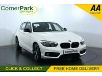 2017 67 BMW 1 SERIES 1.5 118I SPORT 5D 134 BHP