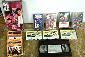35 Miscellaneous Music Cassettes and Videos