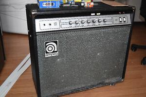 PRIX FERME VINTAGE Ampli Ampeg VT-22 UN BIJOU 1976