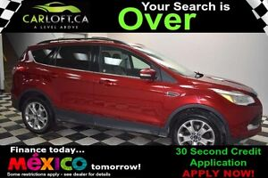 2013 Ford Escape SEL AWD - REMOTE START**HEATED LEATHER**NAV