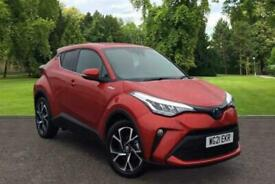 image for 2021 Toyota C-HR 1.8 (122bhp) Design Auto Coupe P/Electric Automatic