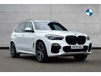 2020 BMW X5 DIESEL ESTATE xDrive30d M Sport 5dr Auto SUV Diesel Automatic