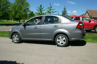 2007 Pontiac Wave G3 Sedan - super clean - 90,000kms.
