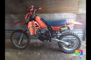 1983 cr 80 needs topend