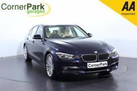 2012 BMW 3 SERIES 320D LUXURY SALOON DIESEL