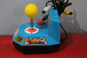Ms Pacman TV Game packs 5 video games in single controller