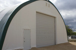 Portable Fabric Structures Winter Sale Prince George British Columbia image 1