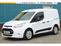 2014 FORD TRANSIT CONNECT 200 TREND 1.6 TDCI 95 BHP DIESEL MANUAL VAN, 1 OWNER,