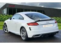 2021 Audi TT Coup- S line 45 TFSI 245 PS S tronic Semi Auto Coupe Petrol Automa