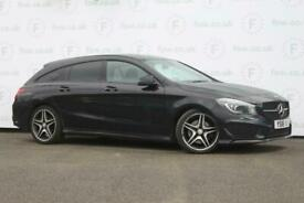 image for 2016 Mercedes-Benz CLA CLASS CLA 220d AMG Sport 4Matic 5dr Tip Auto Estate Diese