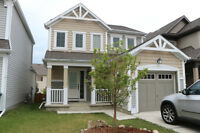 Beautiful house in Airdrie Available now