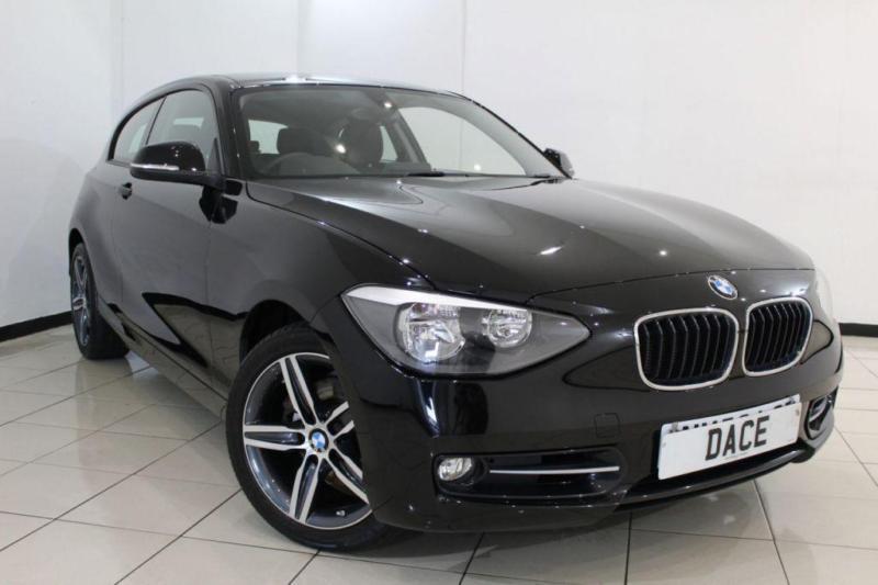 2014 14 BMW 1 SERIES 1.6 118I SPORT 3D 168 BHP