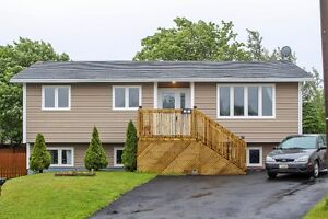 36 MASSEY CRES MOUNT PEARL -- NEW PRICE -OPEN HOUSE SUNDAY 2 - 4