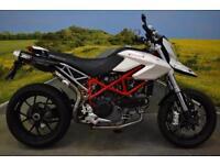 Ducati Hypermotard 2009**ABS, BAREND MIRRORS, BAREND INDICATORS, ZARD EXHAUST**