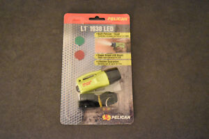 Pelican L1 1930 LED Flashlight- Brand New & Great Product