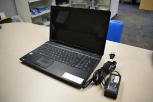 Toshiba Satellite C50-A Laptop, Core i3 2.4GHz, 8GB RAM, 500GB