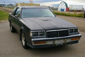 1984 Buick Grand National TURBO T-TYPE Coupe (2 door)