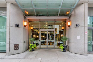 1+1 Condo near Union Station for rent