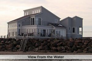 EXECUTIVE BEACHFRONT PROPERTY  only 25 minutes from Moncton