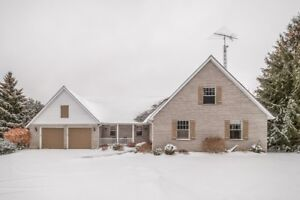 Country Property on 2 acres