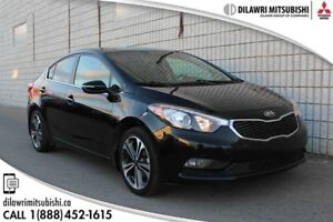 2014 Kia Forte EX AT Sunroof