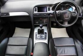 2010 60 AUDI A6 2.0 TDI S LINE 4D 168 BHP DIESEL