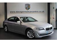 2013 13 BMW 5 SERIES 3.0 530D SE 4DR AUTO 255 BHP DIESEL