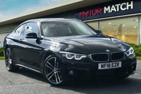 image for 2018 BMW 4 Series 435D XDRIVE M SPORT AUTO Coupe Diesel Automatic
