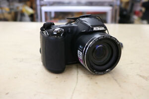 **SNAP** Nikon DSLR CoolPix Camera, L320