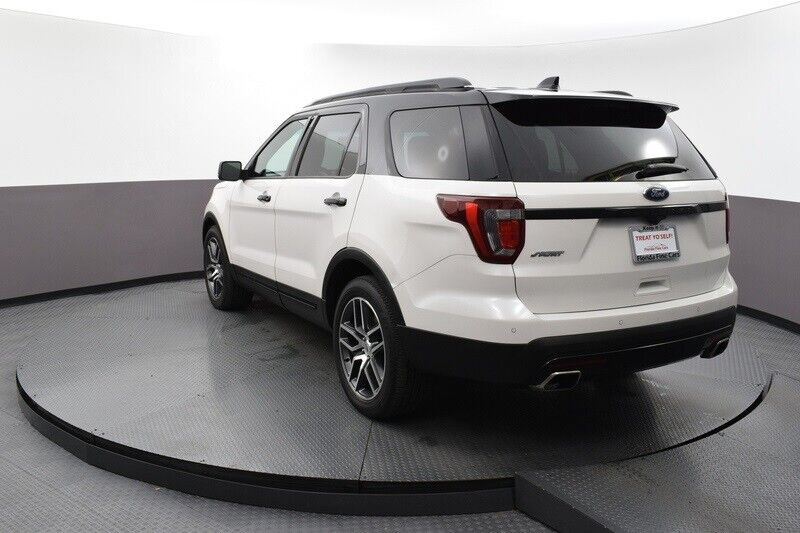 Image 4 Voiture American used Ford Explorer 2017