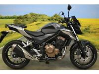 Honda CB500 2016**DIGITAL DISPLAY, ABS, GEAR INDICATOR,WAVY DISCS**