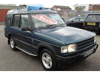 Land Rover Discovery 2.5 300 Tdi, 7 SEATER