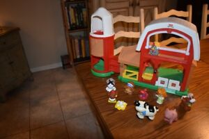 Ferme Fisher Price Littel People
