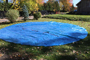 24 Foot Solar Pool Cover