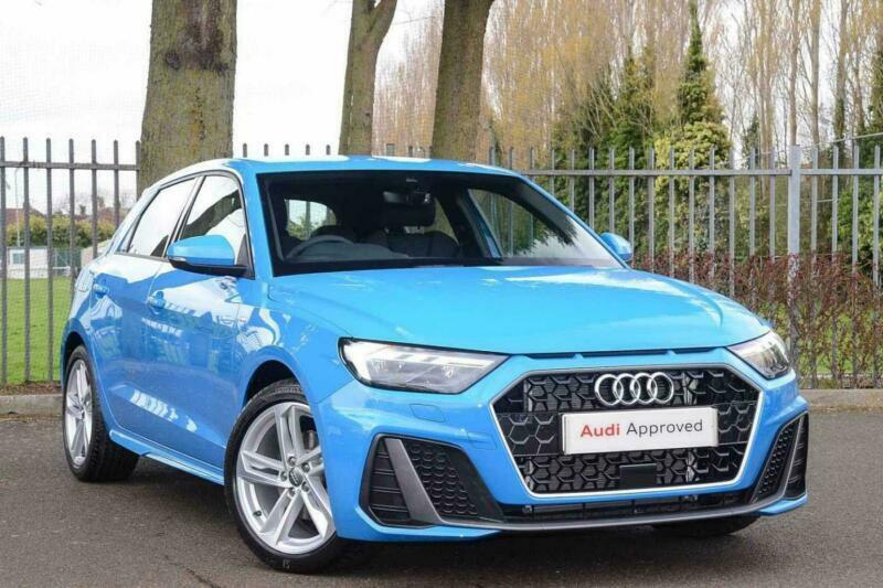 Audi A1 Turbo Blue