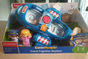 Little people air plane (unopened)